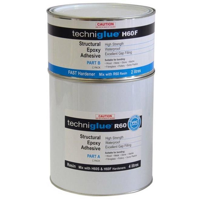 Techniglue R60 Resin & Hardener Pack