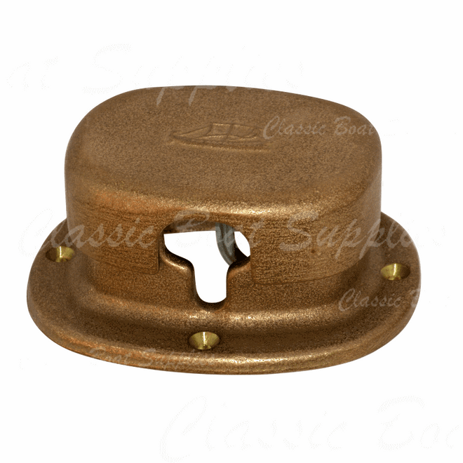 Bronze Anchor Chain Cover