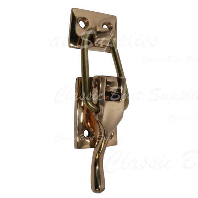 Bronze Hatch Clamp
