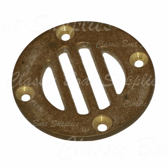 Bronze Drain Cover