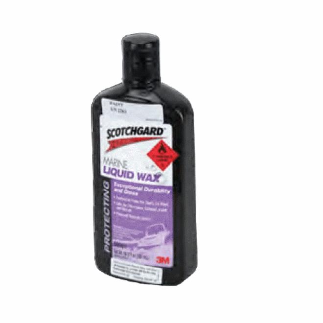 Liquid Wax for Boats