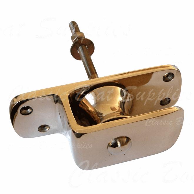 Bronze Anchor Roller