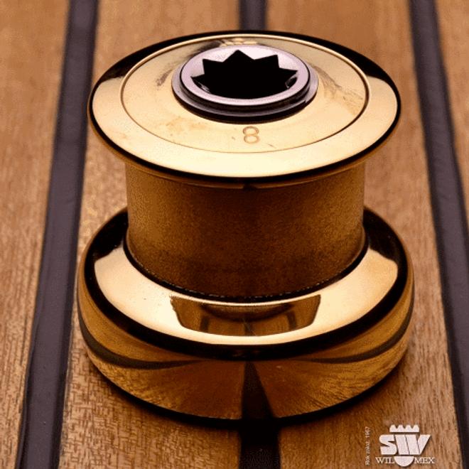 Bronze Winch - Standard - Single Speed