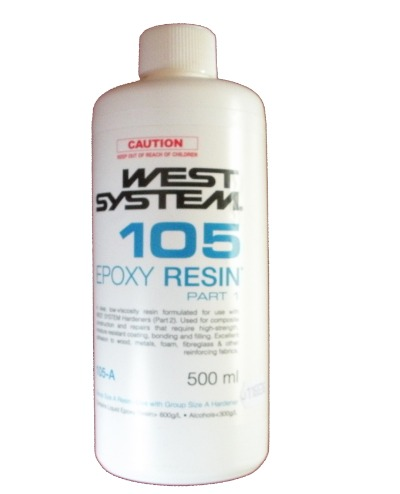 WEST SYSTEM Epoxy Resin 105