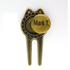 The ballmarker is held in place by a super-strong magnet