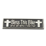 Bless This Bike Pin