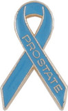 L26 Prostate Cancer Awareness Ribbon Lapel Pin