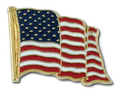 American Flag Pin - Made in USA