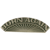 Born Again Lapel Pin