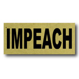 Impeach Lapel Pin