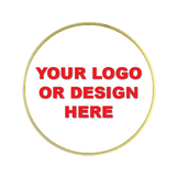 Round Custom Lapel Pin