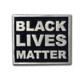 Front Side - Black Lives Matter Pin