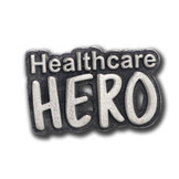 Healthcare Hero Pin