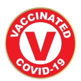 Vaccinated C-19
