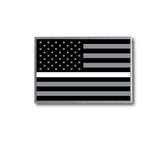 Thin White Line EMS EMT Support Lapel Pin