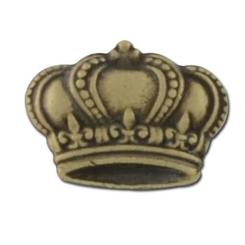 B10 Crown Lapel Pin