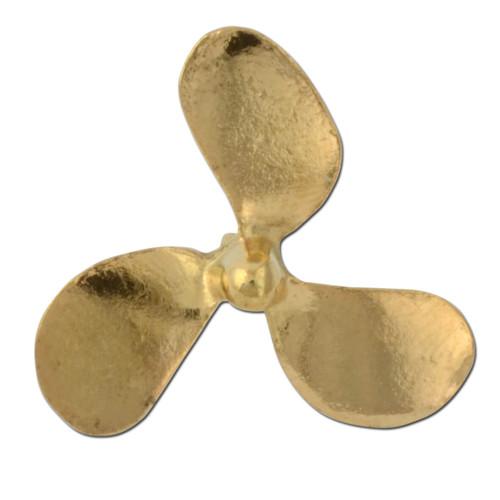 Propeller 3 Lapel Pin