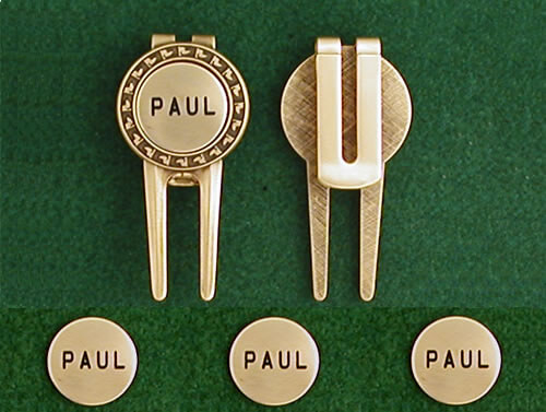 Personalized Executive Divot Tool