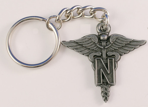 Nursing Key Chain