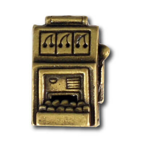 Slot Machine Lapel Pin
