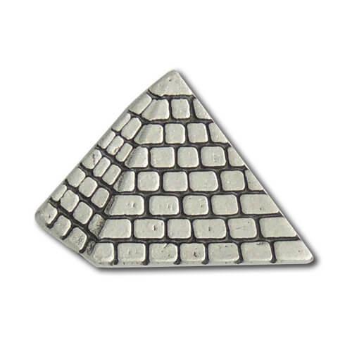 Pyramid Lapel Pin
