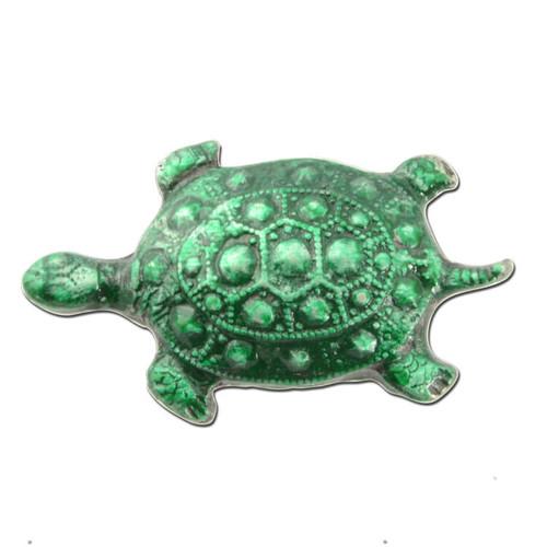 G35 Green Sea Turtle Pin