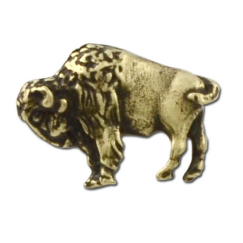 J13 Buffalo Bison Lapel Pin