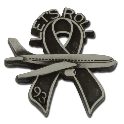Let's Roll Flight 93 Lapel pin