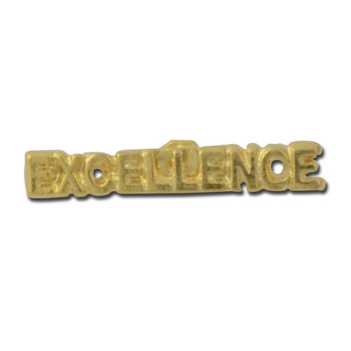 Excellence 3 Lapel Pin