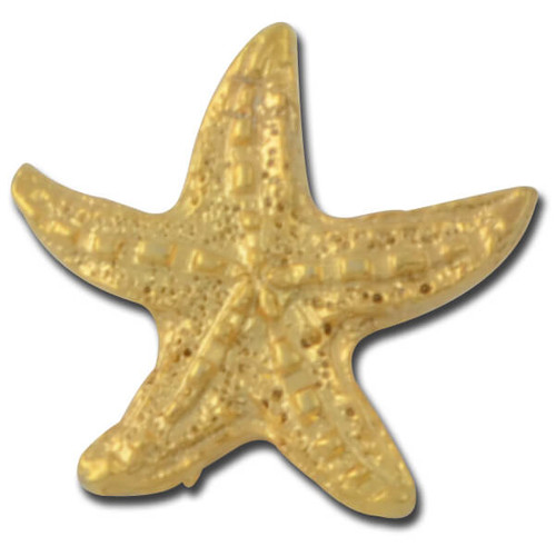 D21 Starfish Lapel Pin