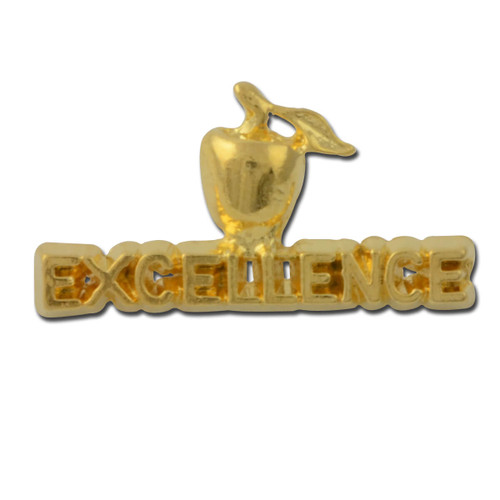 Excellence 2 Lapel Pin