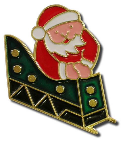 Christmas  Santa in Sleigh