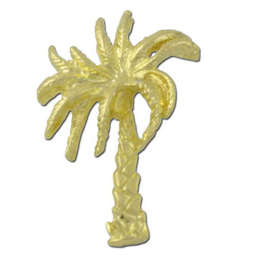C17 Palm Tree Lapel Pin