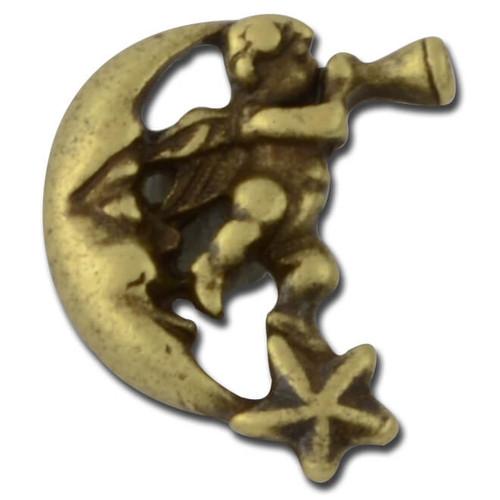 Angelmoon Lapel Pin