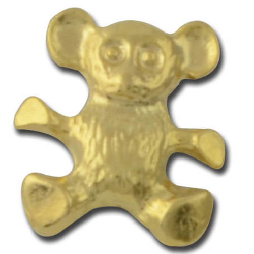 Teddy Bear Lapel Pin