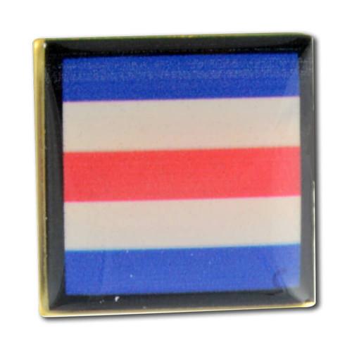 NF-C Nautical Code Flag C - Charlie