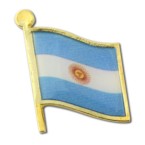 Flag Lapel Pin - Any Country