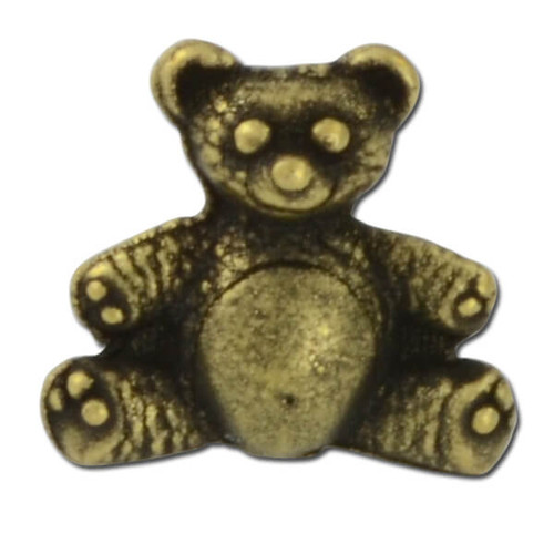 Teddybear 2 Lapel Pin