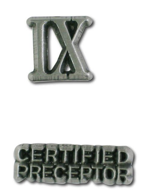 Custom Lapel Pins: Custom Cut Out Letter Pins