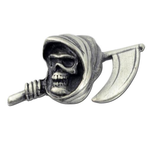 Grim Reaper Lapel Pin