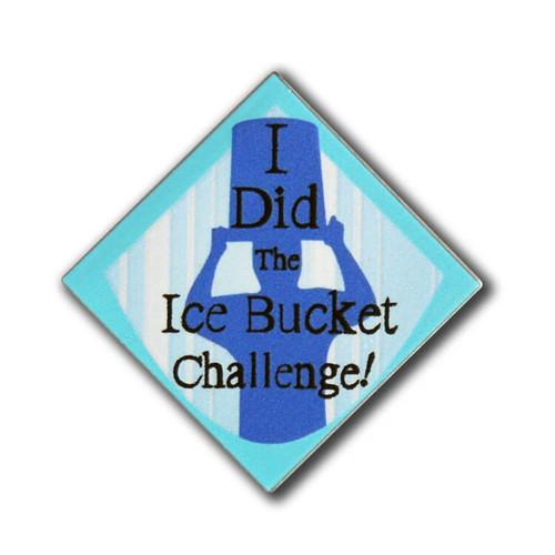 ALS Ice Bucket Challenge Pin