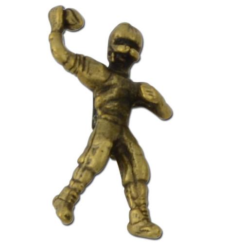 Football Player 2 Lapel Pin