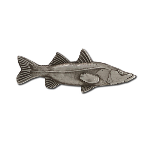 K20 Snook Fish Pin