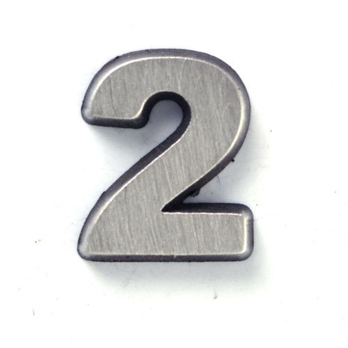 Number 2 Two pin