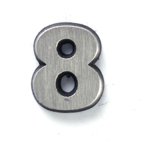 Number 8 Eight pin