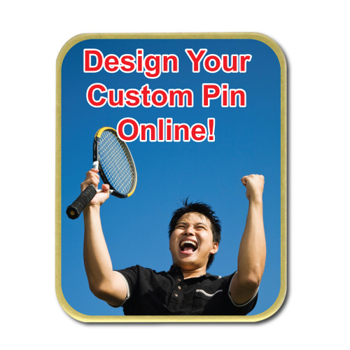 Design Your Custom Pin Online!