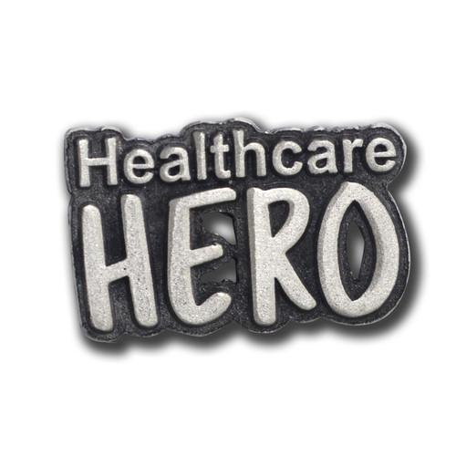 Healthcare Hero Pin