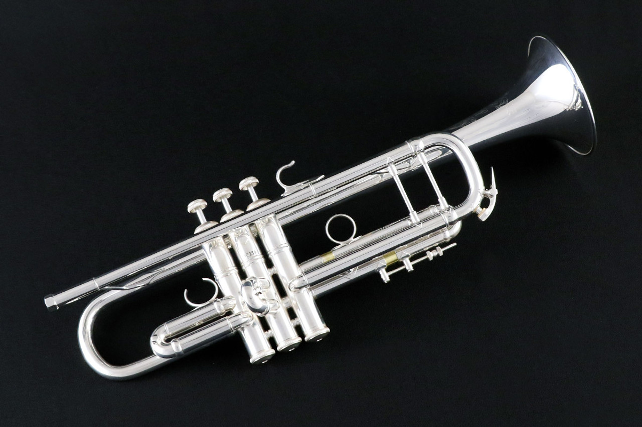 Medium Bore Standard Bach Stradivarius Bb Trumpet 2nd Valve Slide Lacquer