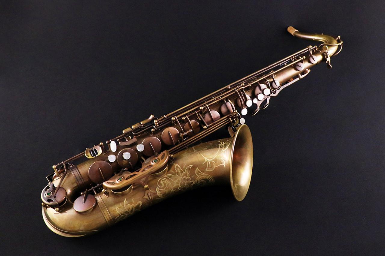 TM Custom Tenor Saxophone, Saxophones for Sale | The Sax Shop | Schmitt Music