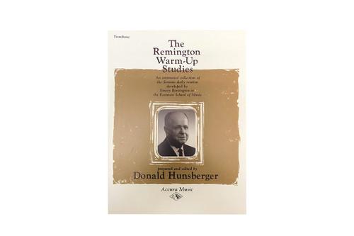 The Remington Warm-Up Studies - Donald Hunsberger
